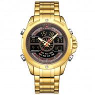 Ceas Barbatesc Chronograf Naviforce NF9170-V5