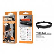 Curea de alergare pentru smartphone negru, PMTF660073