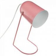 Lampa de metal cu picior, roz, PM161503A3