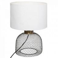 Lampa Emie b & w , alb-negru , PM1732543