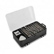 Trusa Surubelnite de Precizie, 112 piese pentru electronice, telefon, Macbook, iMac, iPhone, PM000086453