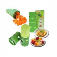 Aparat de taiat legume sau fructe in forma de spirala pentru decoratiuni, PM59074513071513