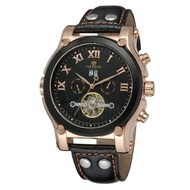 Ceas Barbatesc Automatic Tourbillon Forsing FOR1006