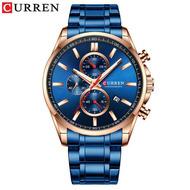 Ceas Barbatesc Curren Cronograf 8368-V1