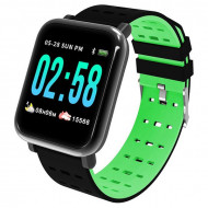 A6 Green - Smart Watch Sport Fitness Tracker