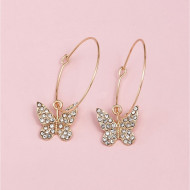 Cercei fluture, PMK151633