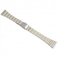 Curea de ceas din otel inoxidabil, 16mm