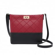 Geanta dama Mini, rosu / negru PMT218CZE3