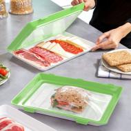 Tăvi pentru alimente reutilizabile (pachet de 2)