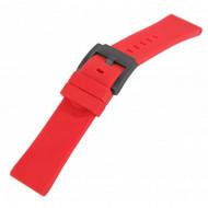 Curea din Silicon, Culoare Rosu, 22 mm, PM84000153