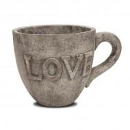 Decoratiune din ceramica Gaya 107166