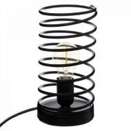 Lampa metalică Yufu, neagră PM1675693