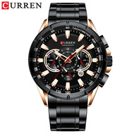 Ceas Barbatesc Curren Cronograf 8363-V2