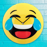 Ceas de Perete Emoticon Laughing