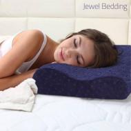 Pernă Jewel Bedding cu Spumă cu Memorie şi Sac