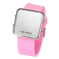 Ceas LED M008-V1-roz