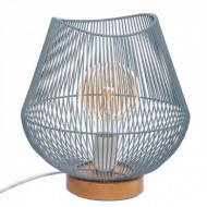 Lampa metalica Jena ,albastra PM168213C3