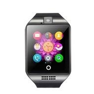 Smartwatch Vogue Q18 Curved Nfc cu Camera si Telefon 3G - SW011-BLACK