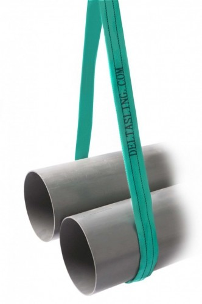 Poze Chinga circulara textila 2 tone, circumferinta: 3 metri