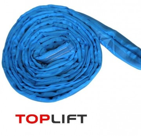 Poze Chinga circulara textila 8 tone, circumferinta: 10 metri