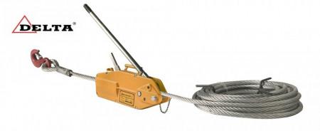 Poze Troliu manual cu cablu 800 kg (Tirfor)