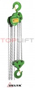 Palan manual cu lant 10 tone, lungime: 6 metri