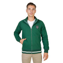 Hanorace Oxford University MAGDALEN-FULLZIP-GREEN