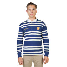 Tricou polo Oxford University ORIEL-RUGBY-ML-NAVY