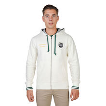 Hanorace Oxford University MAGDALEN-HOODIE-CREAM
