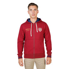 Hanorace Oxford University QUEENS-HOODIE-RED