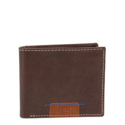 Portofele Carrera Jeans SPENCER_CB1867B_DKBROWN