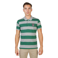 Tricou polo Oxford University MAGDALEN-RUGBY-MM-GREEN
