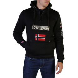 Hanorace Geographical Norway Gymclass007_man_black