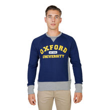 Hanorace Oxford University OXFORD-FLEECE-RAGLAN-NAVY