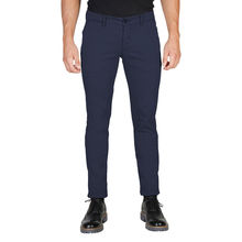 Pantaloni Oxford University OXFORD_PANT-REGULAR-BLU