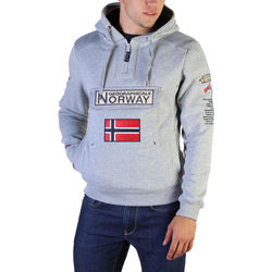 Hanorace Geographical Norway Gymclass007_man_blendedgrey