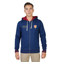 Hanorace Oxford University ORIEL-HOODIE-NAVY