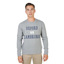 Hanorace Oxford University OXFORD-FLEECE-CREWNECK-GREY
