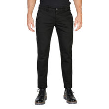 Pantaloni Oxford University OXFORD_PANT-REGULAR-BLACK