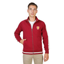 Hanorace Oxford University ORIEL-FULLZIP-RED