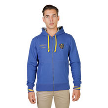 Hanorace Oxford University TRINITY-HOODIE-ROYAL