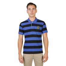 Tricou polo Oxford University TRINITY-RUGBY-MM-BLACK