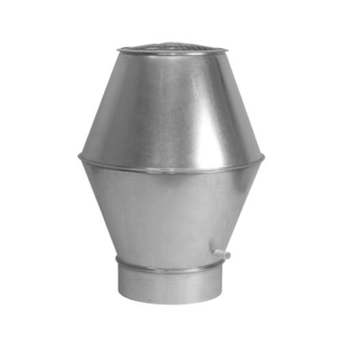 Palarie ventilatie refulare verticala