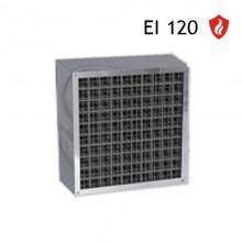 Grila antifoc 500x100 EI120