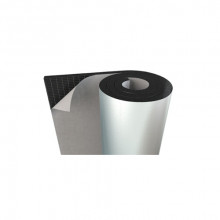 Izolatie elastomerica adeziva 6 mm cu folie Alu