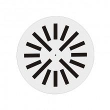 Difuzor elicoidal circular swirl CWR-2 400/16