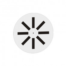 Difuzor elicoidal circular swirl CWR-2 300/8