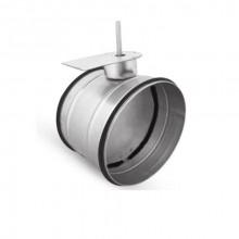 Clapeta circulara etansa 150 pentru servomotor