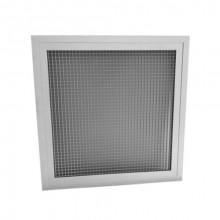 Grila acces cu filtru aer 595x595 tavan casetat
