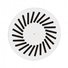 Difuzor elicoidal circular swirl CWR-1 595/24
